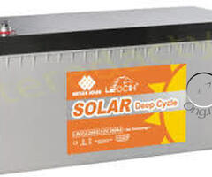 buy deep circle solar battery