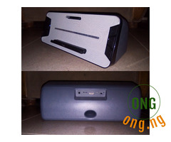 Wireless multimedia speaker