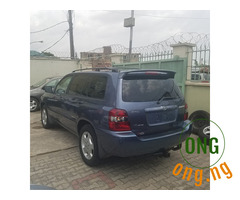 2006Toyota Highlander for sale