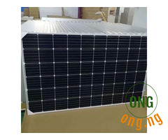 Solar and inverter