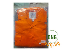 Coverall brand new