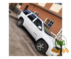 2005 Chevrolet Jeep (automatic)