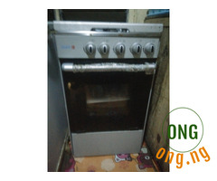 SCANFROST 4 GAS BURNER COOKER