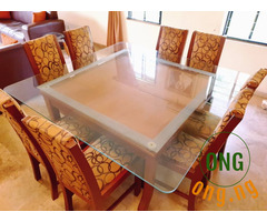 8 Sitter Dining Table