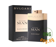 BVLGARI MAN BLACK ORIENT 100ml EDP