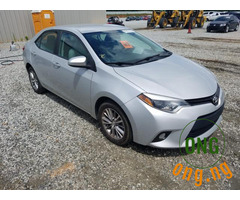 2014 Toyota corolla, Clean no issue