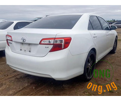 2012 Toyota Camry for sale at auction