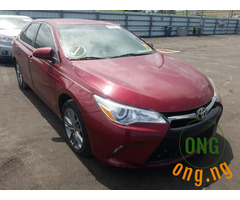 Clean Toyota Camry 2014 model, no issues