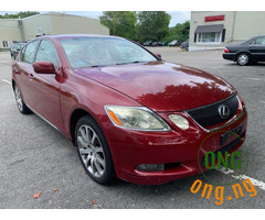 2006 LEXUS GS 300 For Sale