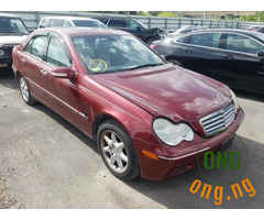 2002 MERCEDES-BENZ C 240 For Sale