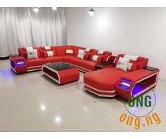 newly imported sofa furniture red