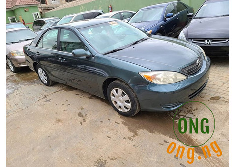 Toyota Camry 2006, at auction price rate