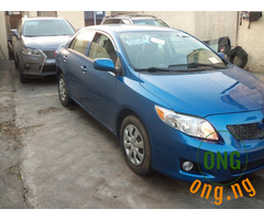 Newly Arrived 2010 Model Toyota Corolla