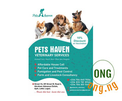 PetsHaven Veterinary Services
