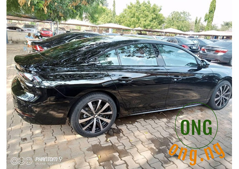 2020 Model Peugeot 508 Brand New Fully