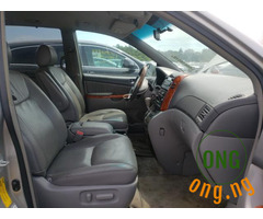 Foreign Used Toyota Sienna 2007