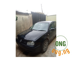 Golf 4 foreign use