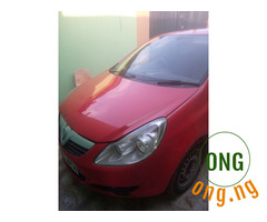 Opel corsa foreign use