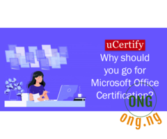 MS Office Certification?