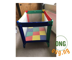 Fanciful Baby Cot