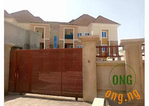FOR RENT TWO BEDROOM IN ABUJA