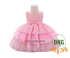 Ball Girl Gown