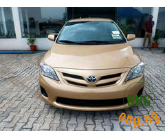 Toyota corolla for sale 08142433995