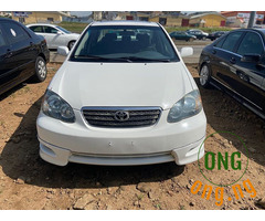 Toyota Corolla Sports at Auction Sale