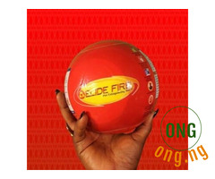 Elide Fire Automatic Ball