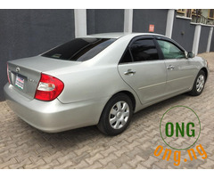 Clean Toyota Camry LE for sale