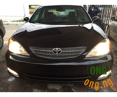Super clean Toyota Camry for Grab