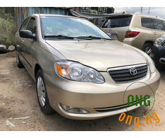 Toyota Corolla LE for sale