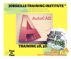 AUTOCAD 2D & 3D TRAINING