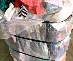 Uk bale of clothes