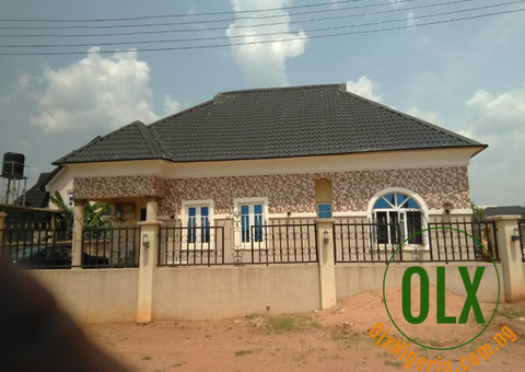 3bedroom Bungalow Luxuriously Finished With All Room Ensuite