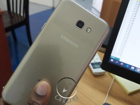 Neatly Used Samsung Galaxy A720 (Dual Sim) for sale