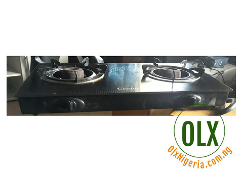 Gas cooker glass table TOP