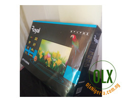 Brand New Royal TV 24 inches