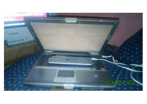 laptop and