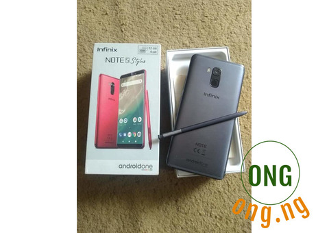 Infinix Note 5 stylus for sale