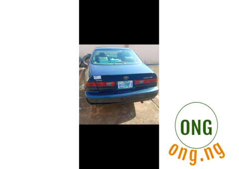 Neatly used pencil camry