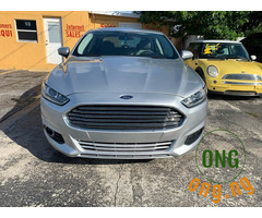 Very clean 2016 Ford Fusion