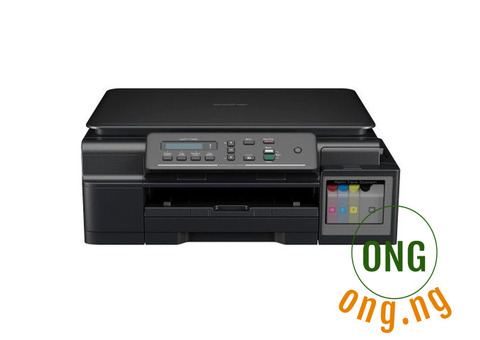 BROTHER DCP - T300 MULTIFUNCTION COLOR INK PRINTER