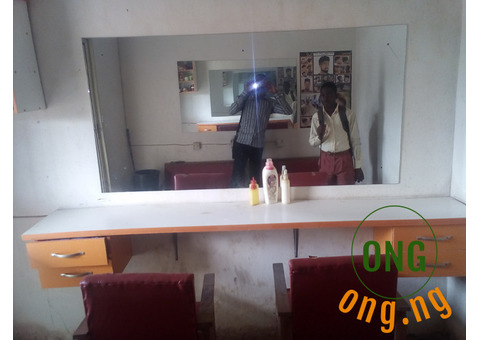 Saloon equipment for sale