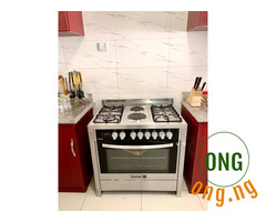 Industrial Electric and Gas cooker