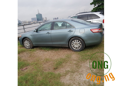 Registered 2010 Camry LE