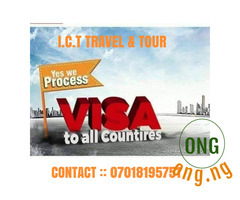 Intercontinental travel & Tour
