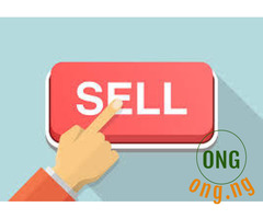 SELL on ONG NIGERIA MARKETPLACE FOR FREE