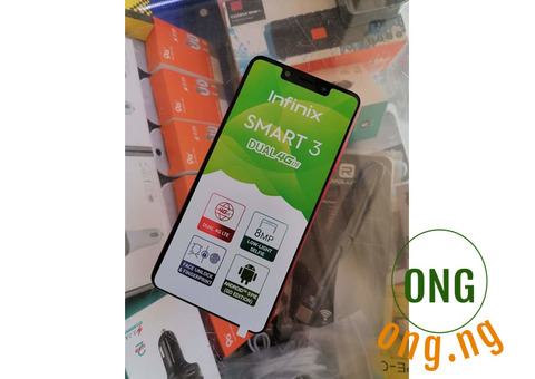 US used Infinix smart 3