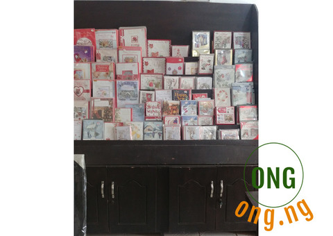 Card shelves for sale at giveaway prices!